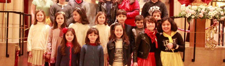 Jornada de la infancia misionera. Sé Valiente