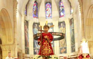 Para la parroquia de San Pedro