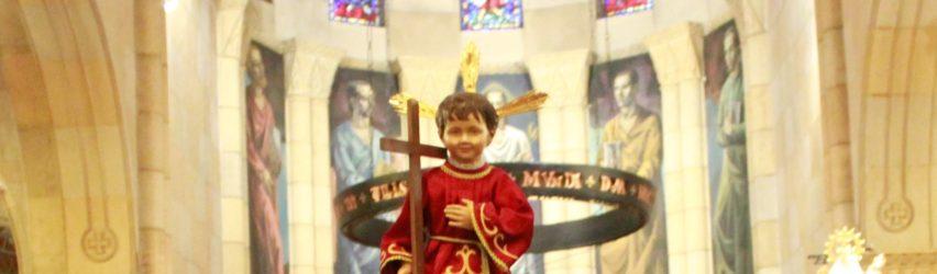 Domingo de Ramos. Procesión con el Niño Del Remedio