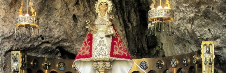 Peregrinación a Covadonga