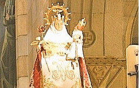 El cumpleaños de la Virgen María